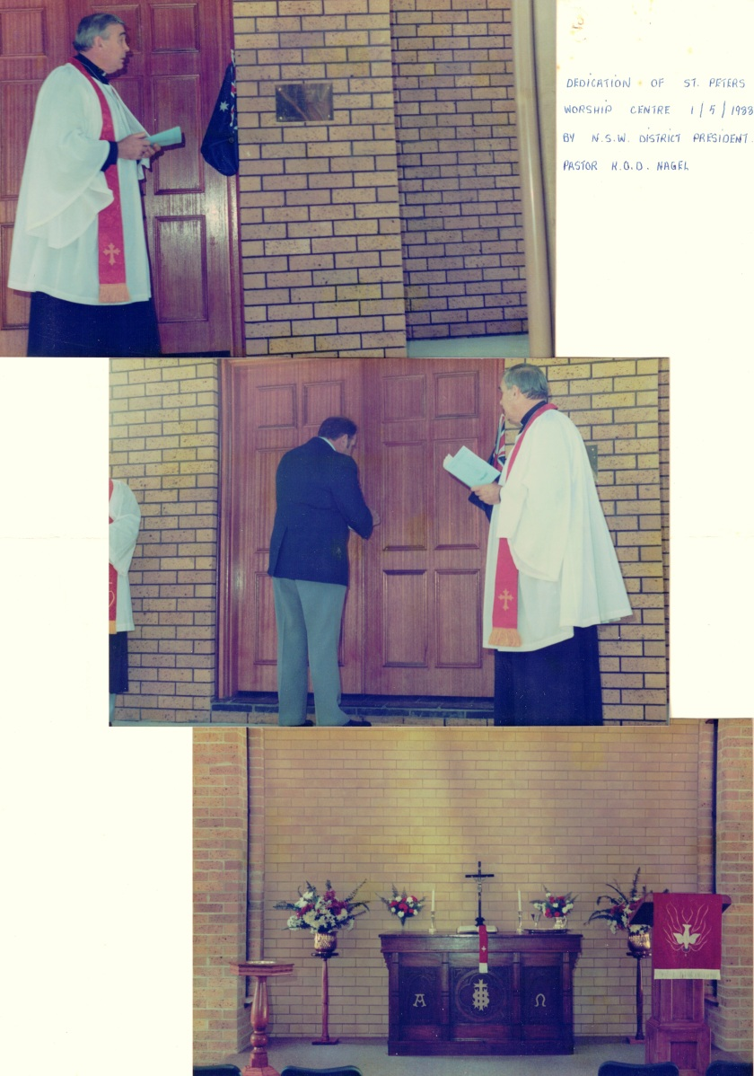 1988 Dedication New Church Pr Keith Nagel 1-5-1988 23